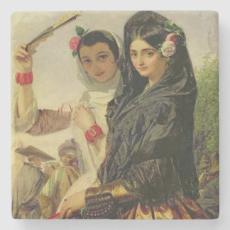 Daughters of the Alhambra Stone Coaster