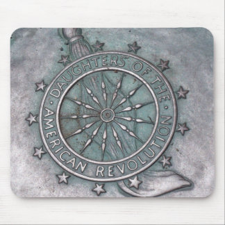 Daughters of the American Revolution mouse pad