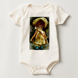 Daunting Dora Dolly Products Baby Bodysuit