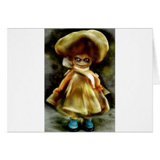 Daunting Dora Dolly Products Card