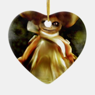 Daunting Dora Dolly Products Christmas Ornament