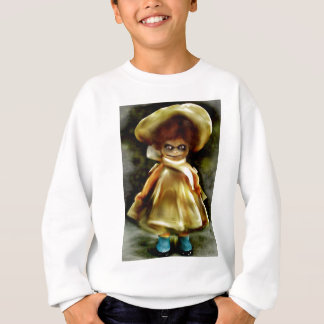 Daunting Dora Dolly Products Sweatshirt
