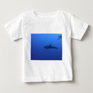 Dauphin Dolphin Customizable Baby T-Shirt