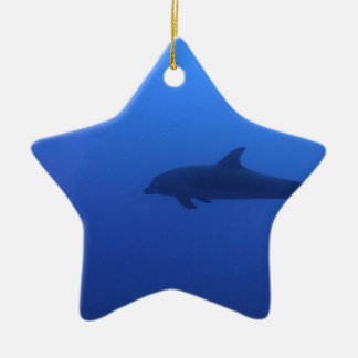 Dauphin Dolphin Customizable Christmas Ornament