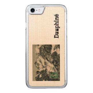 Dauphiné La Lautaret mountains france Carved iPhone 8/7 Case