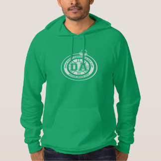 Dave Ahern Annual Holiday Cup Green Hoodie