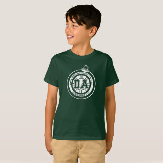 Dave Ahern Annual Holiday Cup Kids Tee Green