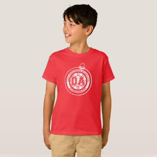 Dave Ahern Annual Holiday Cup Kids Tee Red