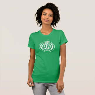Dave Ahern Annual Holiday Cup Tee Women's Green