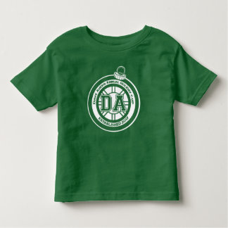Dave Ahern Annual Holiday Cup Toddler Tee Green