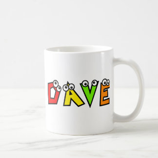 Dave Coffee Mugs