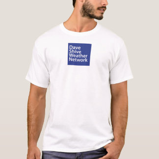 Dave Shive Weather Network Classic T T-Shirt