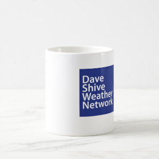 Dave Shive Weather Network Mug