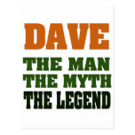 Dave - the Man, the Myth, the Legend!