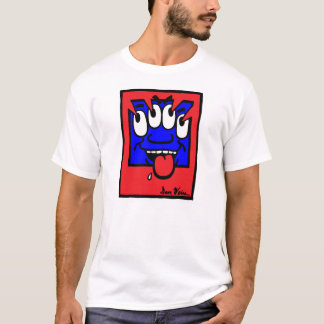 Dave Weiss American Pop: Four Eyes T-Shirt