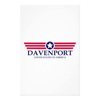 Davenport Pride Customized Stationery
