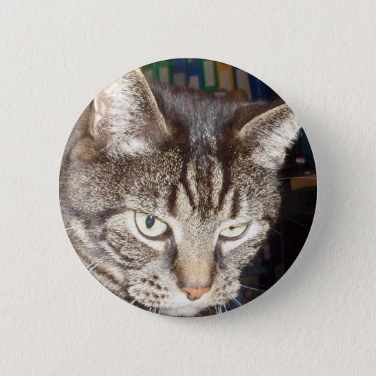 Dave's Watching You Standard, Round Badge