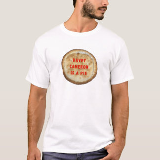 Davey Cameron is a Pie shirt