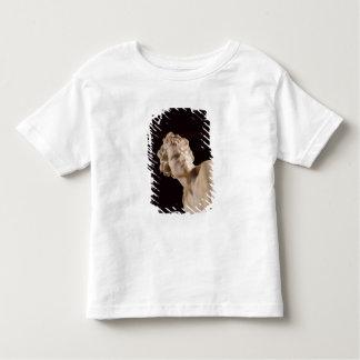 David, 1623-24 (marble) (detail) toddler T-Shirt