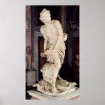 David, 1623-24 poster