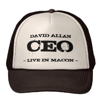 David Allan CEO Cap