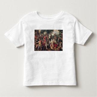David and Abigail or Alexander Toddler T-Shirt