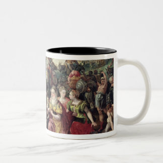 David and Abigail or Alexander Two-Tone Coffee Mug