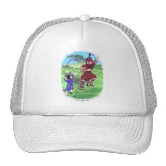 DAVID AND GOLIATH CAP