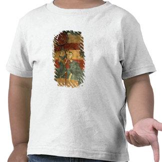 David and Goliath, Catalan School Tshirts