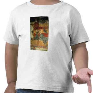 David and Goliath, Catalan School Tee Shirts
