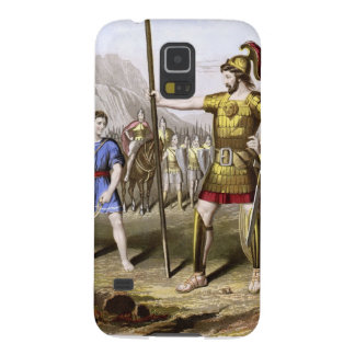 David and Goliath Galaxy S5 Case