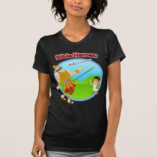 David and Goliath T Shirts