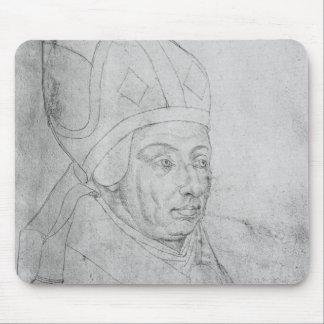 David, bishop of Utrecht Mouse Mat