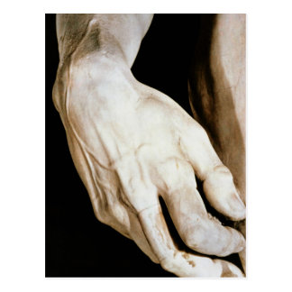 David by Michelangelo Buonarroti , 1501-04 Postcard