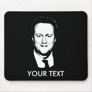 David Cameron Mouse Mat
