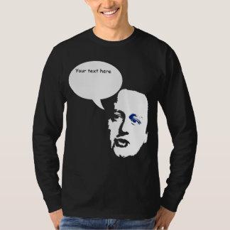 David Cameron Says T-Shirt