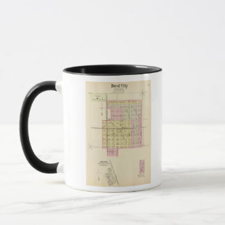 David City, Nebraska Mug