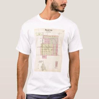 David City, Nebraska T-Shirt