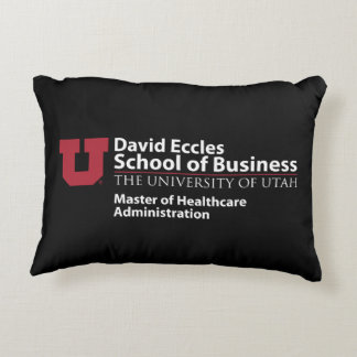 David Eccles - Master of Healthcare Administration Decorative Cushion