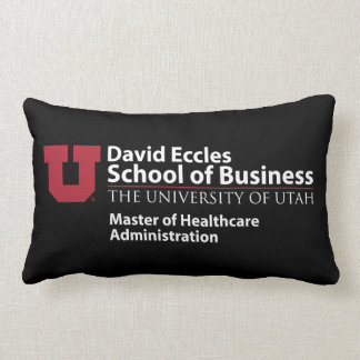 David Eccles - Master of Healthcare Administration Lumbar Cushion