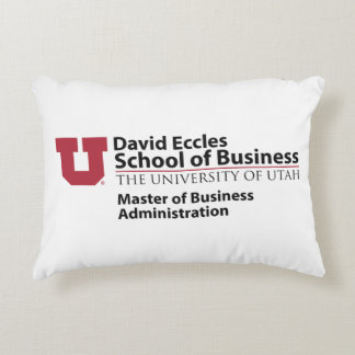 David Eccles - MBA Decorative Cushion