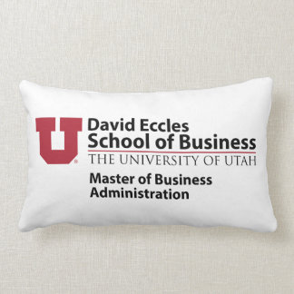 David Eccles - MBA Lumbar Cushion