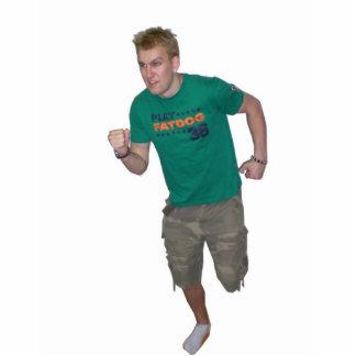 David Escape from DMZ Action Figure Photo Cutouts