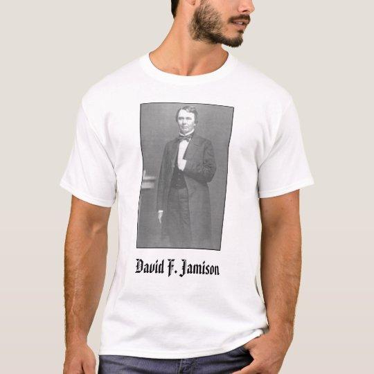 David F. Jamison, David F. Jamison T-Shirt