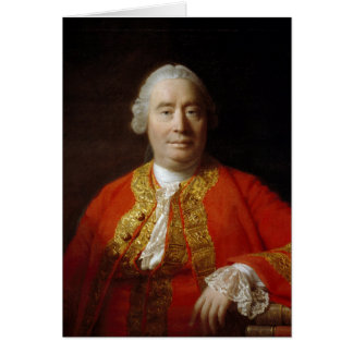 David Hume by Allan Ramsay (1766) Cards