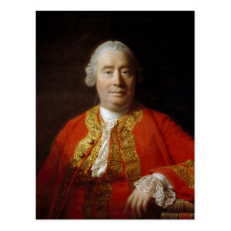 David Hume by Allan Ramsay (1766) Postcards