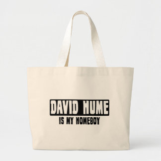 David Hume is my Homeboy Bags