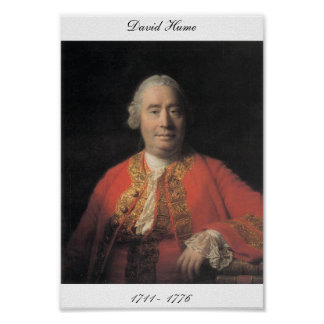 David Hume Print