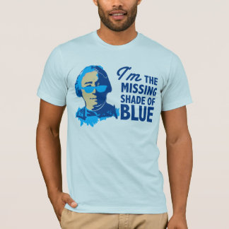 David Hume Shade of Blue T-Shirt