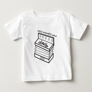 David Munnelly Band Accordion Logo Infant Shirt